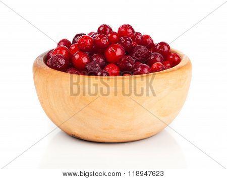 Frozen Cowberries
