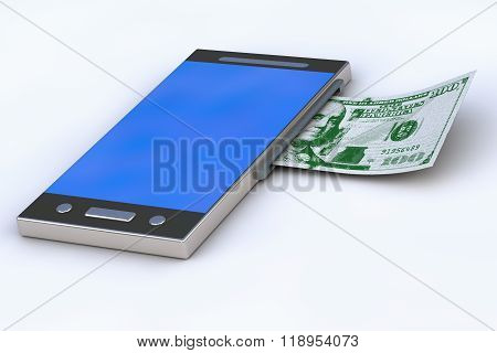 The Phone Issues Banknotes
