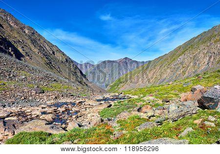 Siberian Highlands