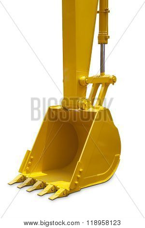 Heavy Shovel Of Excavator