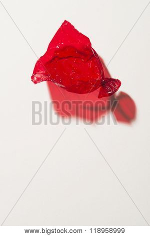 Red Sweet Wrapper