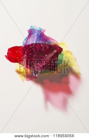 Abstract Sweet Wrappers