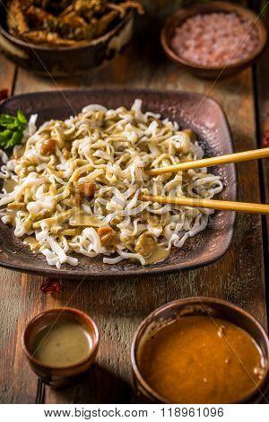 Stir Fried Noodle