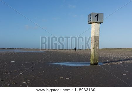 Beach Pole Ijmuiden