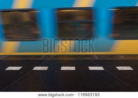 Railway Station Haarlem