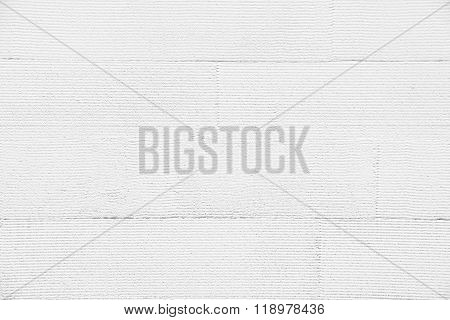 White Striped Wall Texture Background