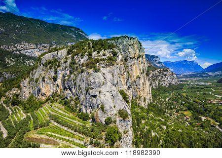 Arco, Trentino, Italy