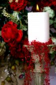 picture of valentines day  - valentines day candel - JPG