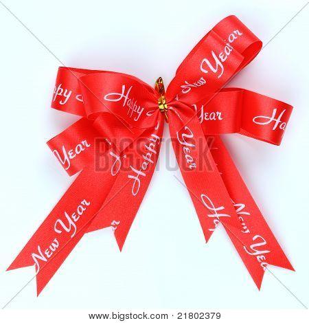 Ribbon New Year