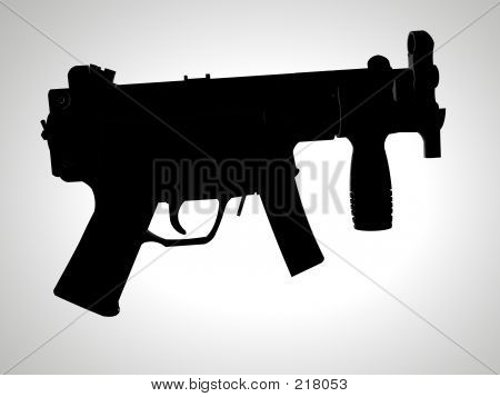 Hk Machine Pistol