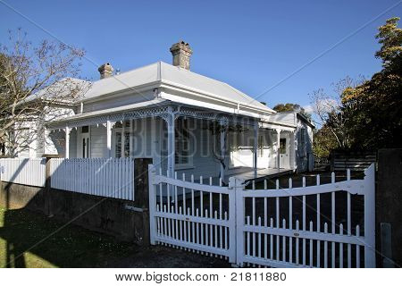 Historic House In Coromandel