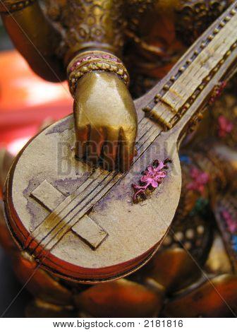 Saraswati'S Hand