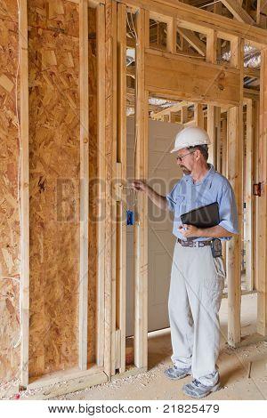 Inspector de edifício