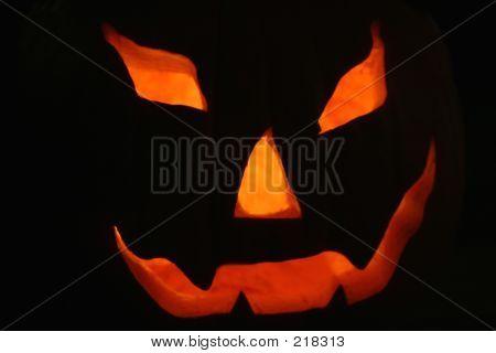 Orange Glow - Jack-o-lantern