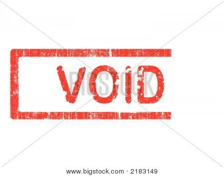 Grunge Stamps - Void
