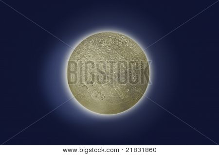 True Full Moon