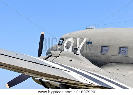 world war 2 transport airplane