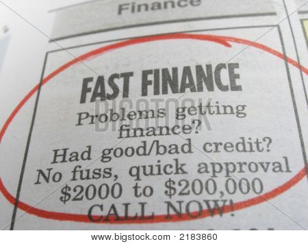 Advertising Money
