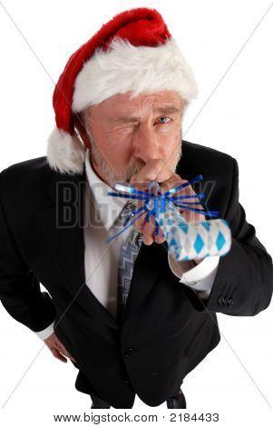 Business Santa Noise Maker