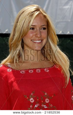 LOS ANGELES - JUN 7: Kristin Cavallari at the A Time for Heroes Celebrity Carnival to benefit the Elizabeth Glaser Pediatric Aids Foundation in Los Angeles, California on June 7, 2009