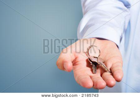 Giving Away The Keys