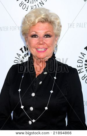 LOS ANGELES - JUN 7:  Mitzi Gaynor arrives at the Debbie Reynolds Hollywood Memorabilia Collection Auction & Auction Preview at Paley Center For Media on June 7, 2011 in Beverly Hills, CA