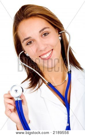 Female Friendly Doctor