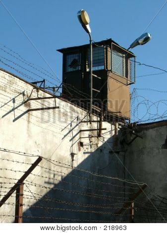 Prison Watch Tower
