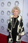 LOS ANGELES - JUN 7:  Phyllis Diller arrives at the Debbie Reynolds Hollywood Memorabilia Collection
