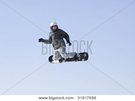Big Air Training