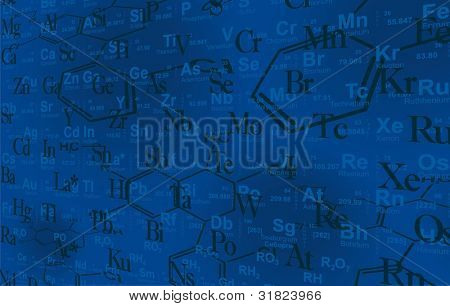 Vector Nanotechnology backgrounds