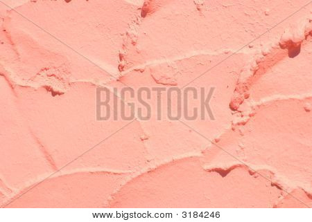 Salmon Pink Stucco