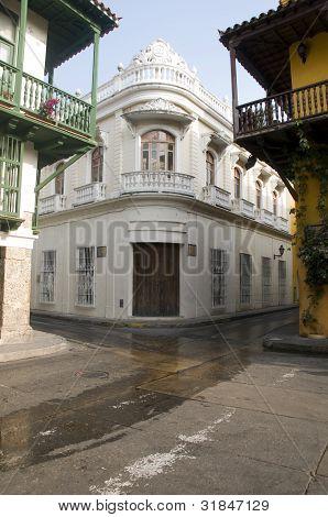 Department Store Enty Bolivar Park Cartagena Colombia