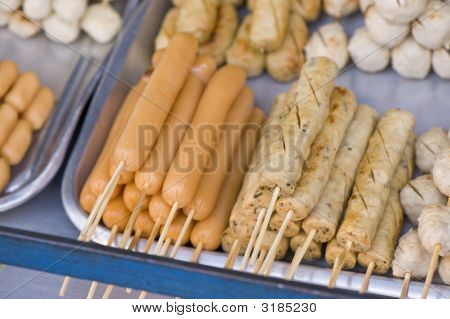 Meat Sticks
