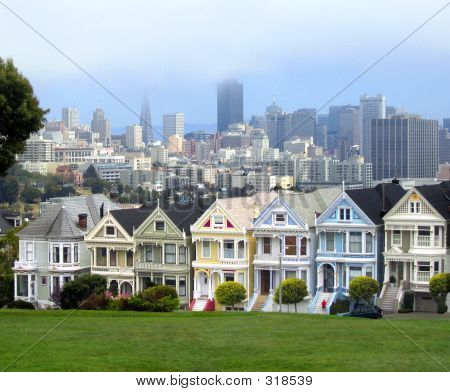 Popular San Francisco View