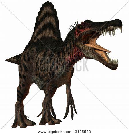 Spinosaurus-3D Dinosaur