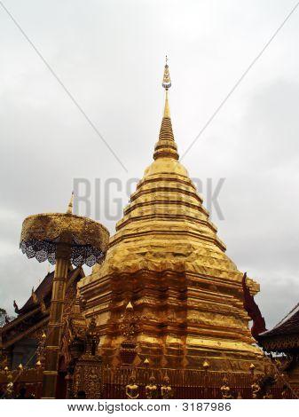 Buddhist  & Stupa