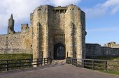 Warkworth Castle Gate House