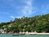 image of bottomless  - Beautiful home at the beach Ko Thao Island Thailand - JPG