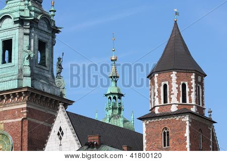 Catedral de Cracóvia
