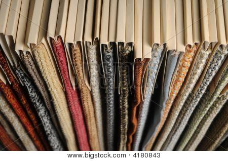 Ejemplos de tapicería para muebles