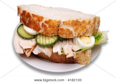 Chick Sandwich