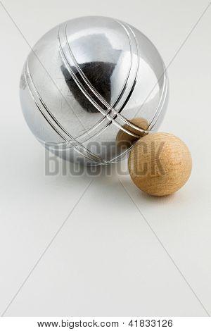 Bocce (Petanque) balls set