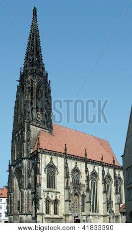 St Lamberts Church In Muenster