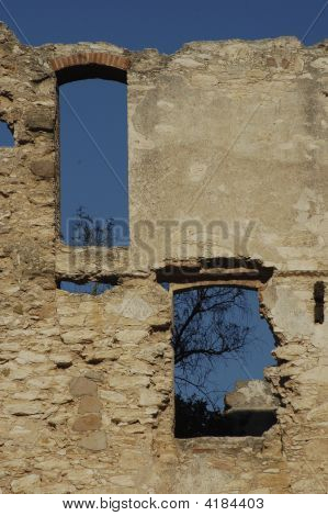 Natural Windows In Pozos
