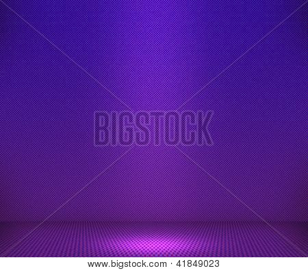 Violet Simple Spotlight Background