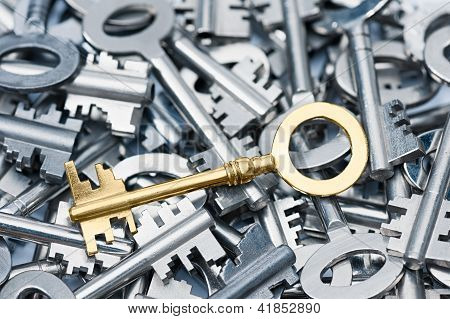 Heap Of Keys