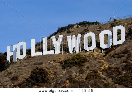 Das Hollywood-Schild