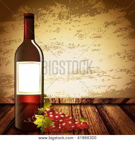 Wine Mock Up