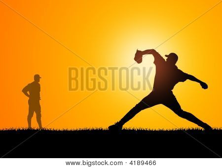 Baseball Player Training